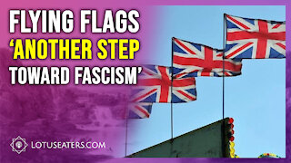 Offended Over the Union Flag