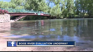 Boise River evaluation happening Friday morning