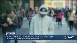 AMA recognizes racism as threat to public health