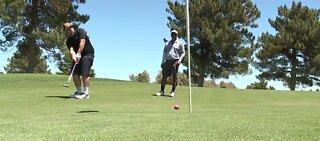 Las Vegas charity golf tournament