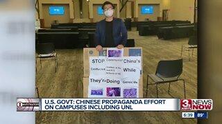 Confucius Institutes like UNL's are a Chinese propaganda mission, U.S. says