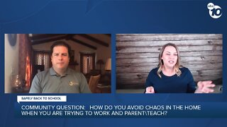 ASK THE EXPERTS: The Peaceful Parent