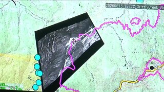 New technology deployed at Grizzly Creek Fire tracks crews, fire in real time