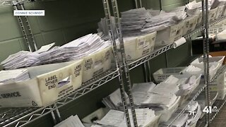 Kansas election offices prepare to mail ballots