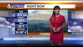 Rachel Garceau's On Your Side forecast