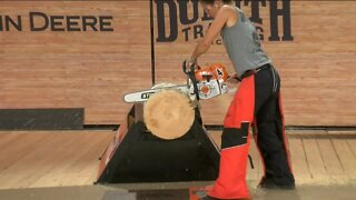 STIHL TIMBERSPORTS competition won't happen this year due to COVID-19 pandemic