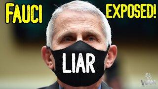 Fauci Says MASKS DON'T WORK! - Secret Emails EXPOSE Corruption & FRAUD!