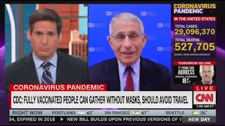 Fauci Can't Answer The Question Of 'What's The Science'?