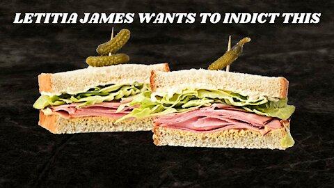 Grand Jury Might Soon Indict Indict Trump's Ham Sandwich