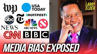 5 Myths Perpetuated by Leftwing Media Bias   Larry Elder