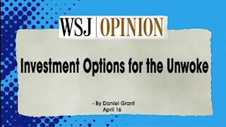 Dan Grant, Co-founder & CEO of 2ndVote Advisers on Unwoke Investment Options