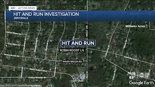 Troopers searching for suspect vehicle involved in deadly hit-and-run