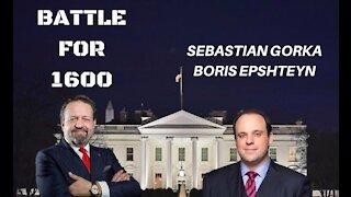 Battle for 1600 Episode 55: Dems exploit death again.
