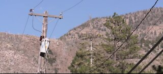 NV Energy: Power restored to Mount Charleston residents after wildfire risk