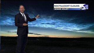 What are Noctilucent Clouds?