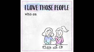 I love those people [GMG Originals]
