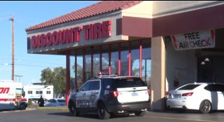 Latest: Discount Tire employees catch possible burglar at store