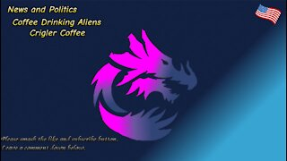 Coffee Drinking Aliens