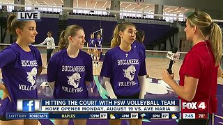 FSW Volleyball team begins inaugural season with home opener Monday