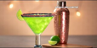 Red Lobster unveils new Mountain Dew Margarita