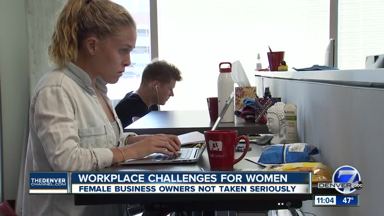 Survey: Women-owned businesses in Colorado face bias
