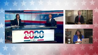 George Brauchler and Leslie Herod provide analysis on the 2020 election
