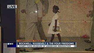 Four Freedoms Exhibit