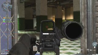 Clearing rooms in CoD