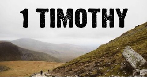 1 Timothy 4:4-5 PODCAST
