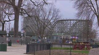 Bay Beach amusement park prepares to open
