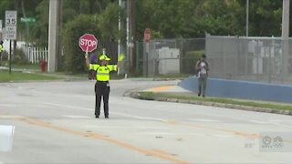 100 school crossing guard jobs available in Palm Beach County