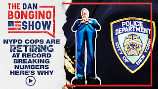 NYPD Cops Are Retiring At Record Breaking Numbers And Here's Why