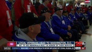 Last Veterans Board Honor Flight