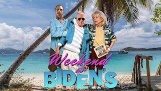 Weekend at Bidens!