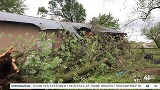Bates County neighbors rally in aftermath of storm damage