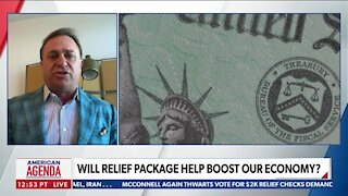 WILL RELIEF PACKAGE HELP BOOST OUR ECONOMY?
