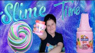 Elmer's Fruity Slushie Glue Slime Review