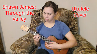 Through the Valley Ukulele Cover