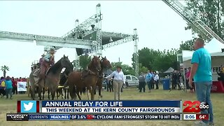 28th annual Relay for Life