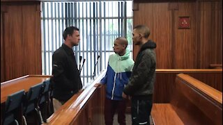 Two charged with killing SA pre-teen 'Angel' cannot afford private attorneys (5Yk)