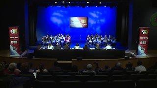 2019 Scripps Regional Spelling Bee, Kentucky and Indiana