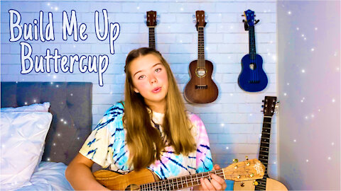 Build Me Up Buttercup Cover - Whitney Bjerken