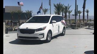 Las Vegas veteran, family receive surprise new car