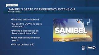 Sanibel's state of emergency extension