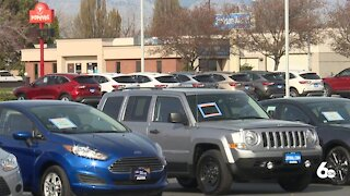 Used cars in high demand