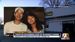 Trenton steps up to help late restaurant owner's family