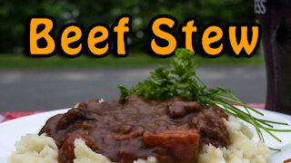 Dutch Oven Irish Stout Beef Stew