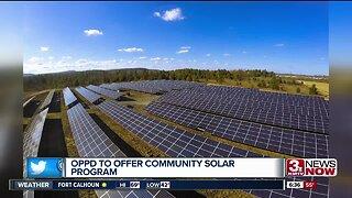 OPPD offering community solar program