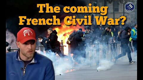 Vincent James || The coming French Civil War?