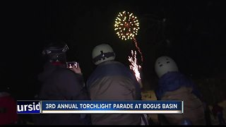 Ringing in the New Year at Bogus Basin